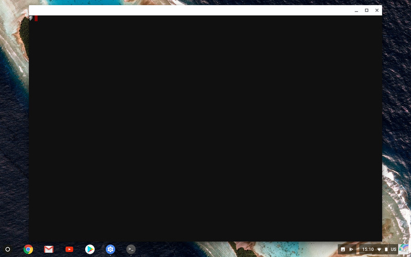 ChromebookでLinuxを動かす。Chrome OS 69でC101PAは完璧なLinuxノートに